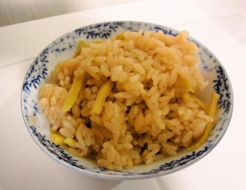 簡単 炊き込み ご飯 レシピ