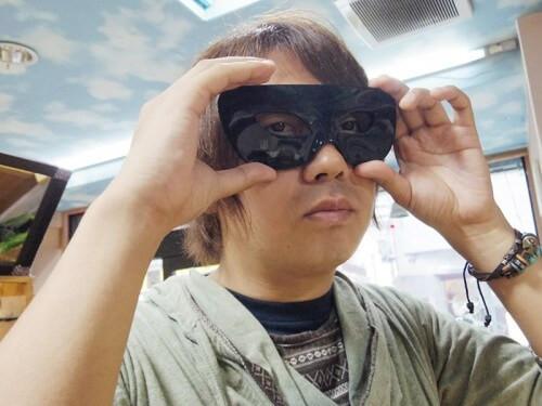 仕事体験・眼鏡職人c