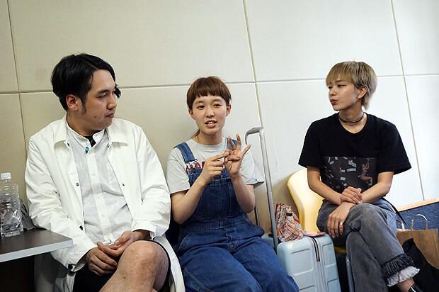 「HARAJUKU KAWAii!! RADIO」にゲスト出演_17
