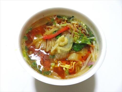 ちょい足しカップ麺6