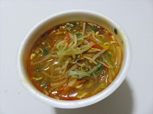 ちょい足しカップ麺7