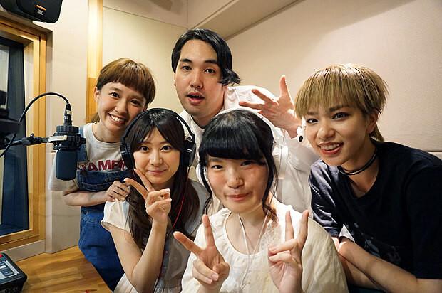 「HARAJUKU KAWAii!! RADIO」にゲスト出演_01