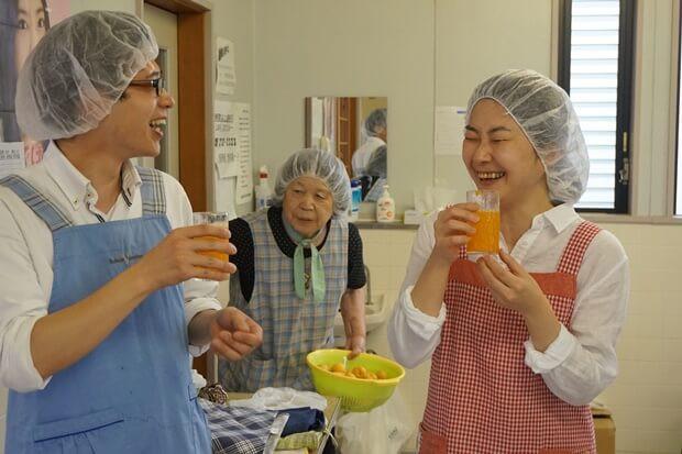 KIRINコラボバイト_「杏露酒」のあんず収穫_28
