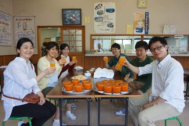 KIRINコラボバイト_「杏露酒」のあんず収穫_29
