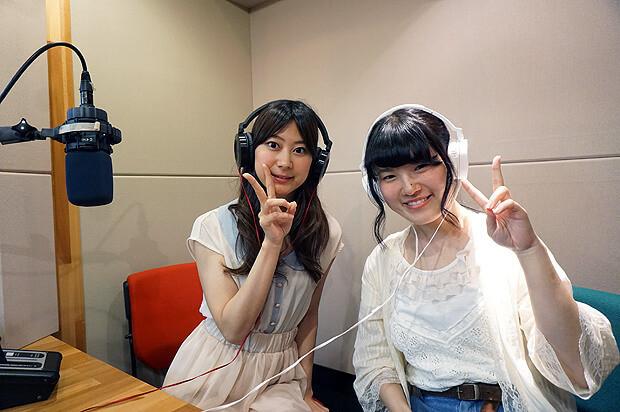 「HARAJUKU KAWAii!! RADIO」にゲスト出演_12