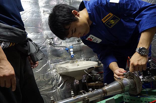 宇宙機開発プロジェクトスタッフバイト_9