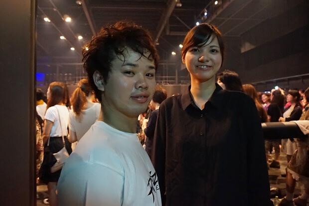Ken (L'Arc~en~Ciel)主催ライヴツアー<PARTY ZOO>サポートバイト_21
