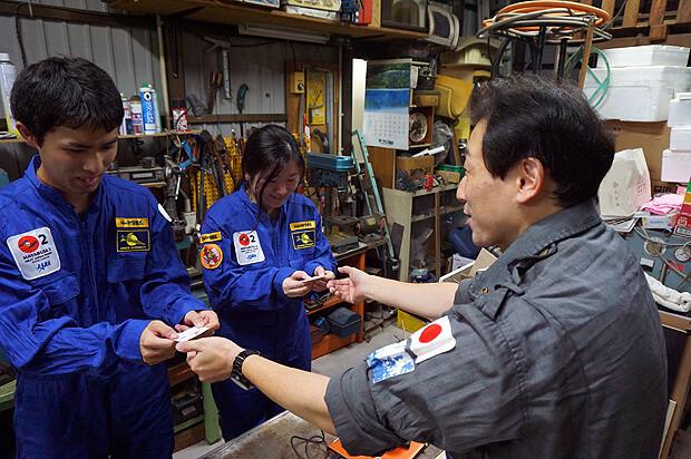 宇宙機開発プロジェクトスタッフバイト_22