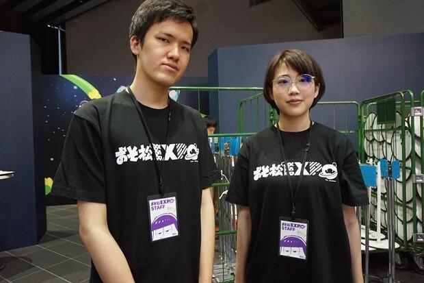 「おそ松EXPO」レポーターバイト_6