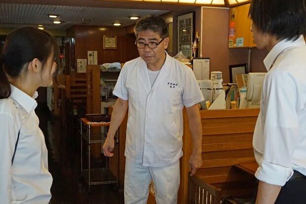 「総本家 更科堀井」そば打ちバイト_05