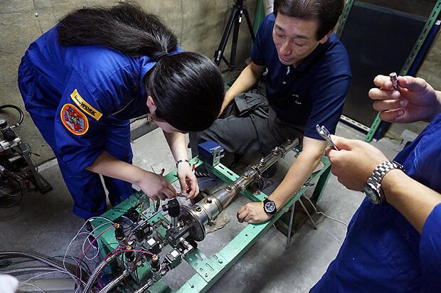 宇宙機開発プロジェクトスタッフバイト_8