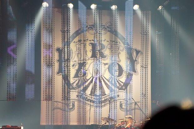 Ken (L'Arc~en~Ciel)主催ライヴツアー<PARTY ZOO>サポートバイト_01