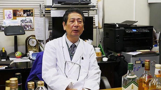 穂坂賢教授