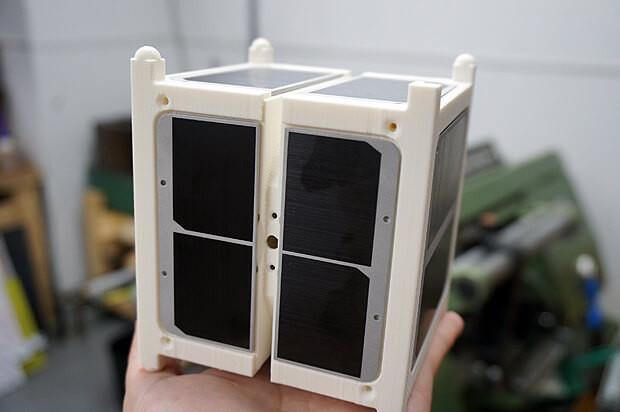人工衛星キット「ARTSAT KIT」製造サポートバイト_14