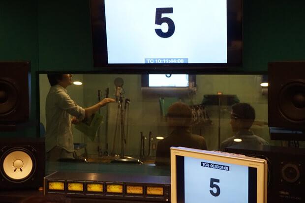 テレビアニメ『91Days』声優バイト_30