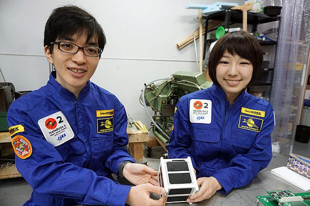 人工衛星キット「ARTSAT KIT」製造サポートバイト_01