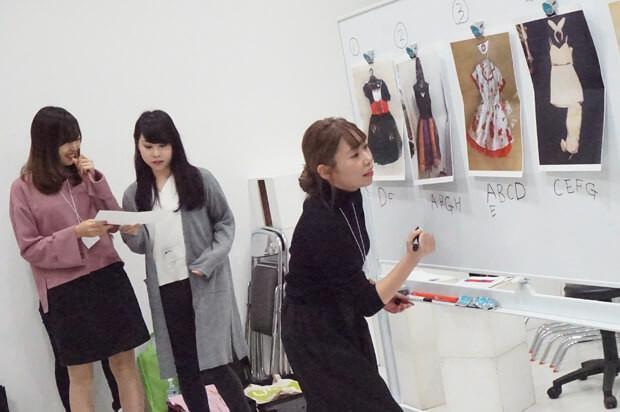 「ちぃぽぽ」さんのハロウィン企画バイト_10