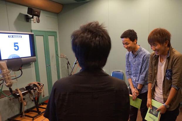 テレビアニメ『91Days』声優バイト_16_2