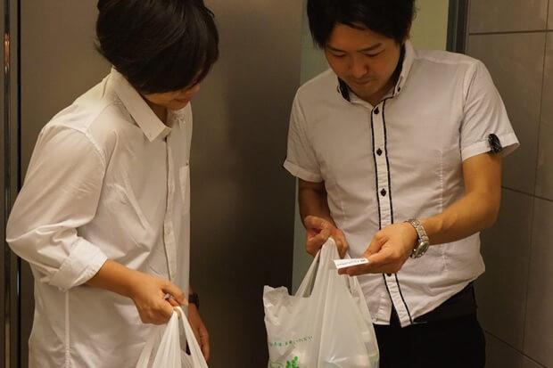 秋山竜次(ロバート)presents『クリエイターズ・ファイル』撮影アシスタント_07