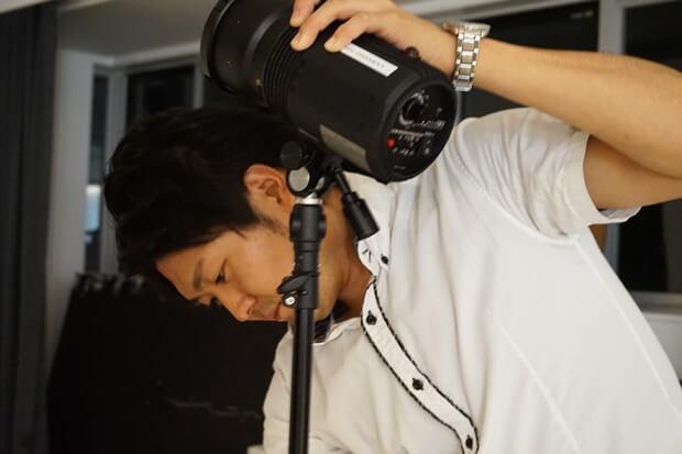 秋山竜次(ロバート)presents『クリエイターズ・ファイル』撮影アシスタント_09