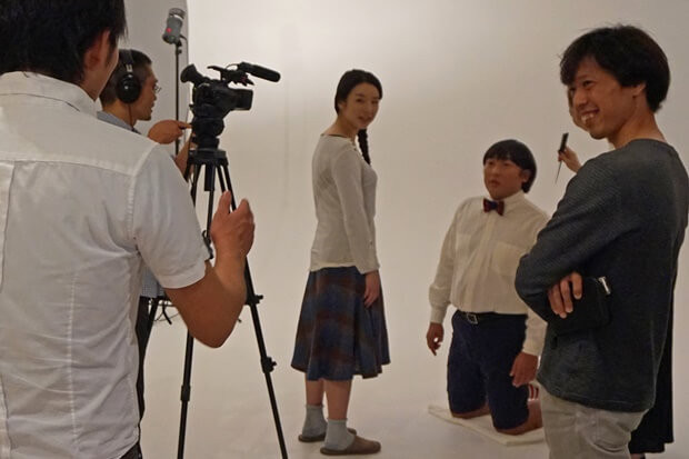 秋山竜次(ロバート)presents『クリエイターズ・ファイル』撮影アシスタント_19