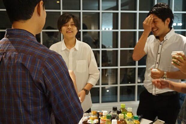 秋山竜次(ロバート)presents『クリエイターズ・ファイル』撮影アシスタント_08