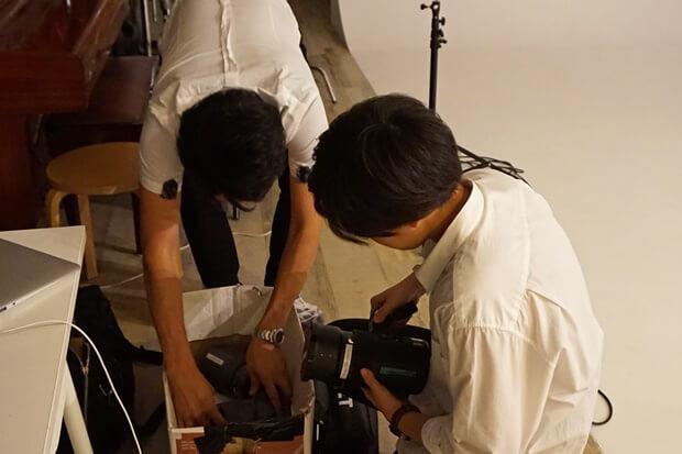 秋山竜次(ロバート)presents『クリエイターズ・ファイル』撮影アシスタント_24
