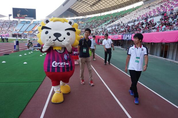 セレッソ大阪の試合サポート_32