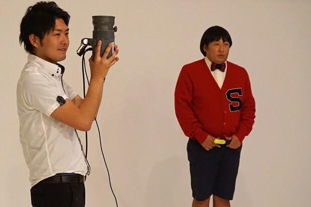 秋山竜次(ロバート)presents『クリエイターズ・ファイル』撮影アシスタント_28