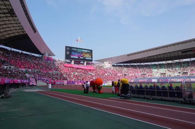 セレッソ大阪の試合サポート_27