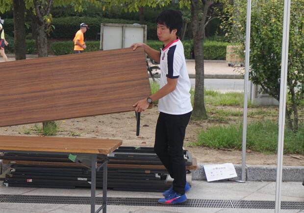 セレッソ大阪の試合サポート_11