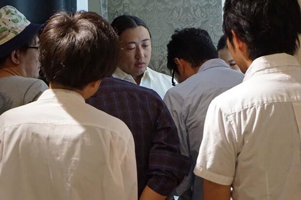 秋山竜次(ロバート)presents『クリエイターズ・ファイル』撮影アシスタント_15