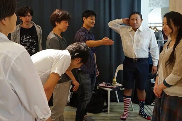 秋山竜次(ロバート)presents『クリエイターズ・ファイル』撮影アシスタント_14