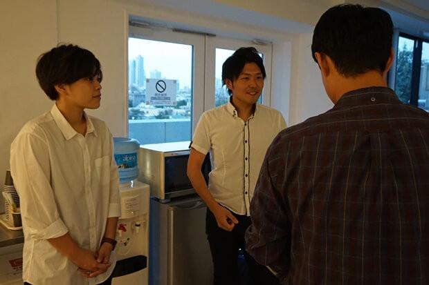 秋山竜次(ロバート)presents『クリエイターズ・ファイル』撮影アシスタント_05
