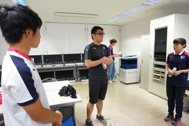 セレッソ大阪の試合サポート_07