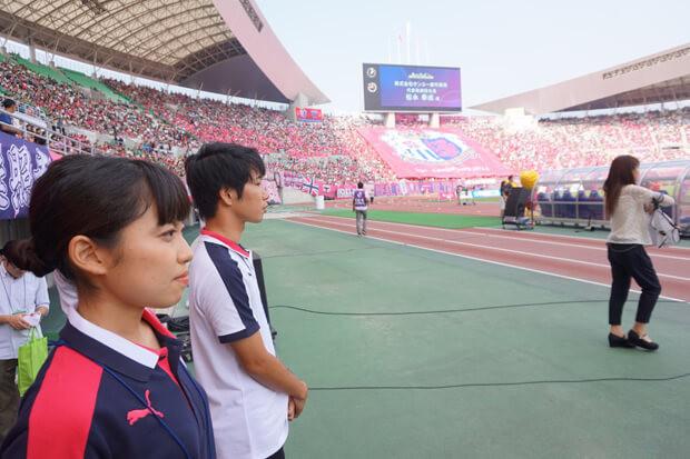 セレッソ大阪の試合サポート_29