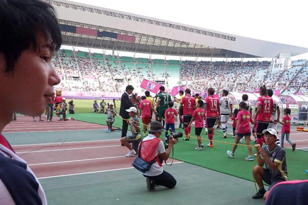 セレッソ大阪の試合サポート_28