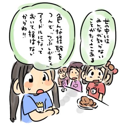 ぺろりん先生 ベボガ! アイドル マンガ 漫画