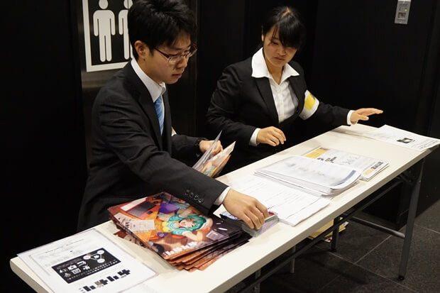 新作アニメ発表会「つづきみ」サポート_09