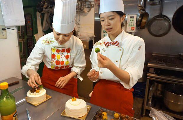 「パティスリー ポタジエ」ケーキ作りバイト_39