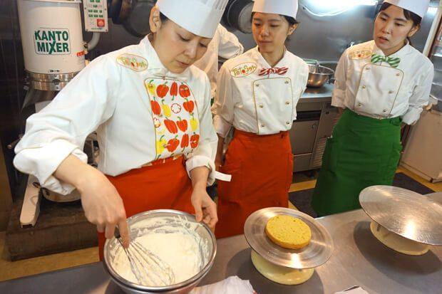 「パティスリー ポタジエ」ケーキ作りバイト_32