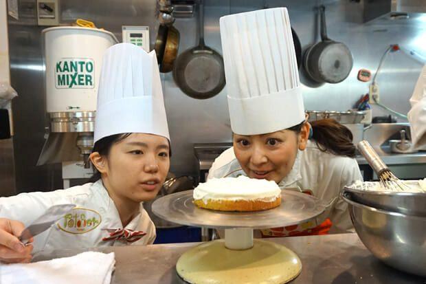 「パティスリー ポタジエ」ケーキ作りバイト_37