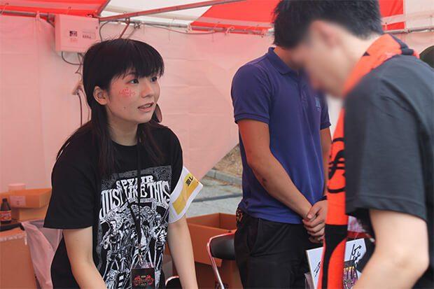 【激レア 体験レポ】人気ロックバンド・SPYAIRに密着!野外ライブ運営をメンバーの真横でサポート! in富士急ハイランド