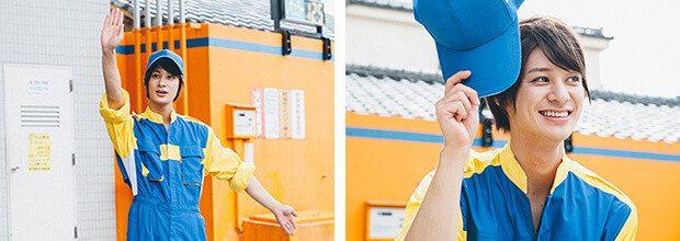 高崎翔太 テニスの王子様 俳優 おそ松さん 舞台 映画 ドラマ あんさんぶるスターズ 薄桜鬼 サムライせんせい タウンワークマガジン バイト アルバイト