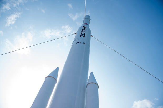 激レアバイト 夢眠ねむ たぬきゅん 種子島 宇宙 ロケット 打ち上げ