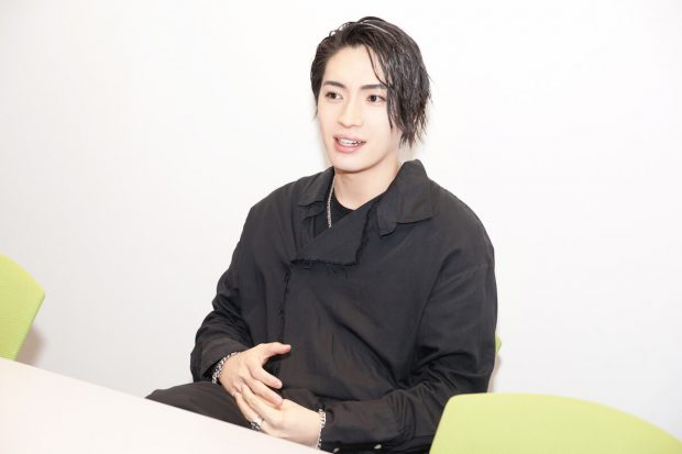 松下優也 x4 インタビュー タウンワークマガジン