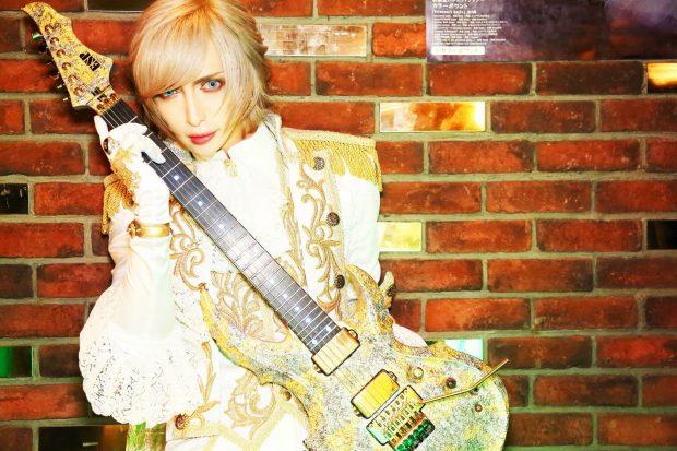 MiA MEJIBRAY ヘビーメタル ギター ライヴ V系 ヴィジュアル系