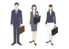 転職の面接の服装の選び方