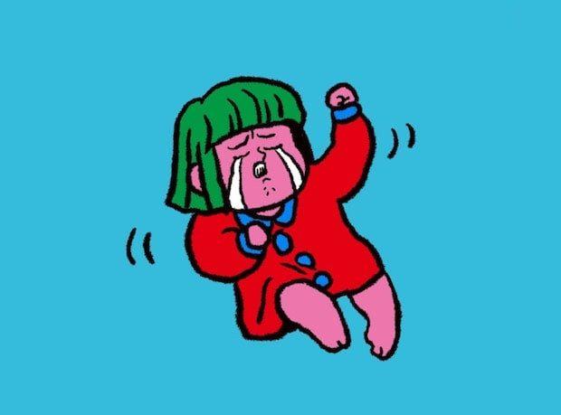 原田ちあき バッ君 漫画 イラスト 大人 ダメ習慣 改善法 片付け 年末 掃除 アルバイト タウンワークマガジン