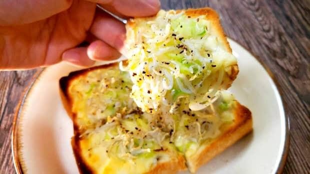 リュウジ レシピ チーズトーストタウンワーク townwork